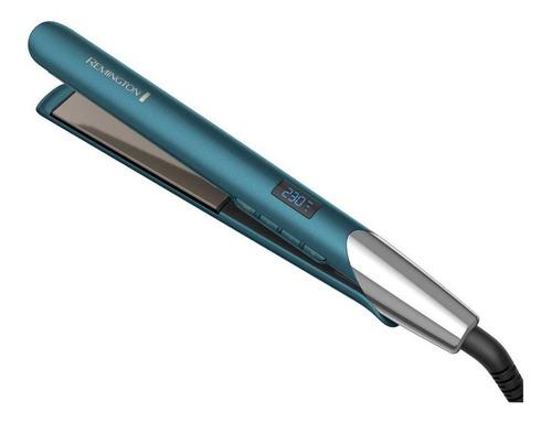 Plancha De Cabello Remington Advanced Coconut Therapy S13a/s8607 Verde 120v