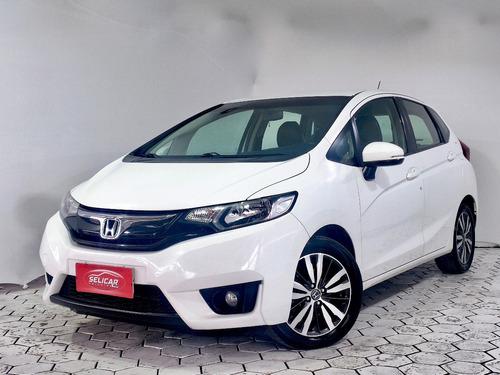 Honda Fit 1.5 Ex 2017 Automatico Cvt