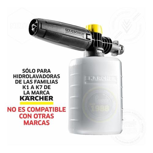Boquilla Espumante Fj6 Original Kärcher® Con Regulador K2-k7