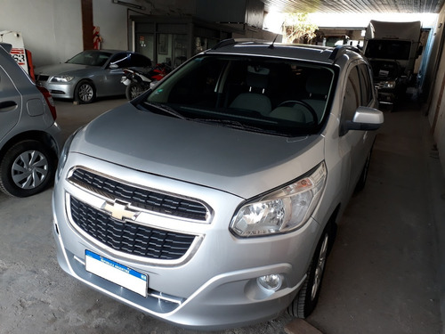 Chevrolet Spin Ltz 5a 2016