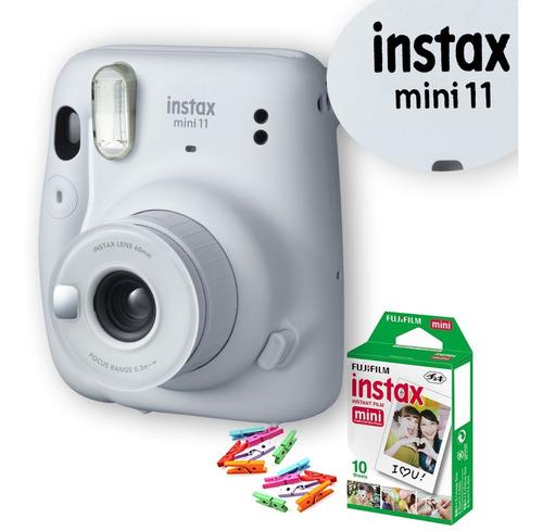 Câmera Instax Mini Filme Brinde