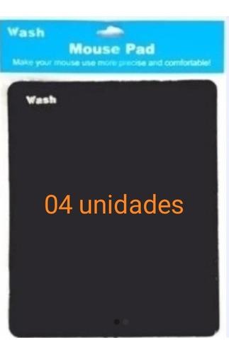 Mouse Pad Wash  04 Unidades
