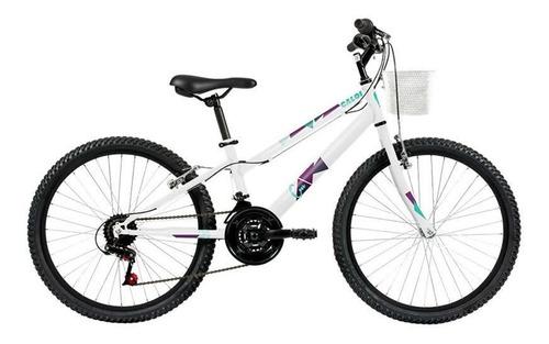 Bicicleta Aro 24 Caloi 21 Marchas Ceci Lazer