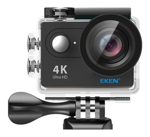 Câmera Esportiva Eken H9r 4k Ntsc/pal Wifi A Prova D'agua