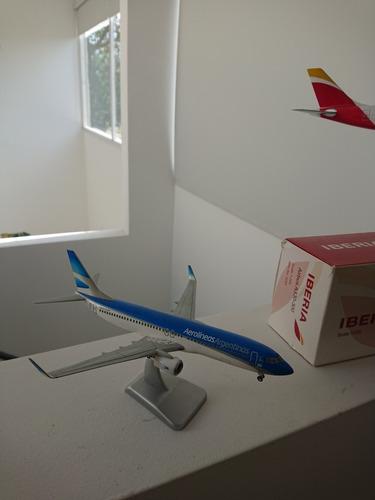 Hogan Aerolíneas Argentinas Boeing 737 Escala 1/500