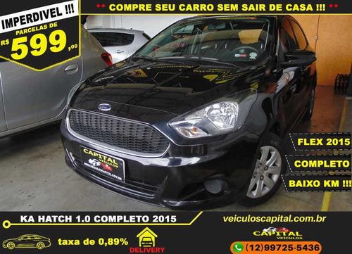 Ford Ka 1.0 Se 12v Flex 4p Manual