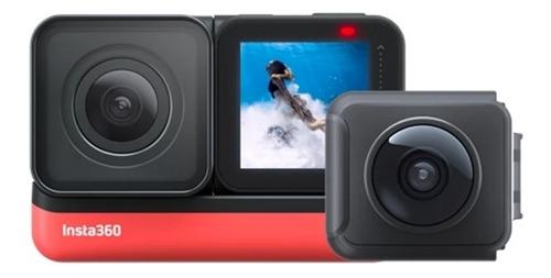 Camera Insta360 One R Twin Edition ( Lente 4k Lente 360 )
