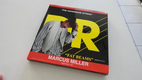 Cuerdas Dr Strings Fat Beams Marcus Miller Precio Negociable