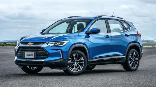 Nueva Chevrolet Tracker Ltz 1.2 N Turbo Automática 2021 Em