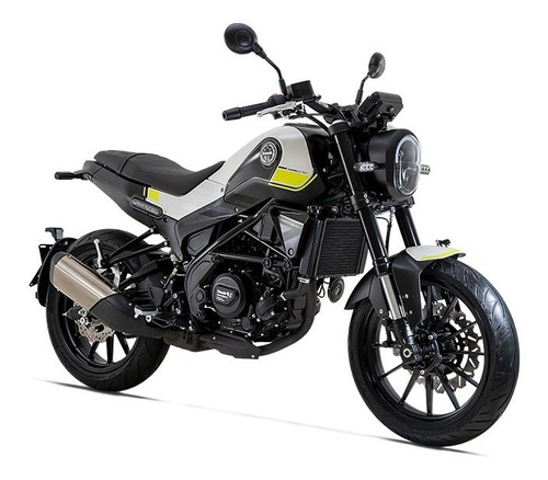 Benelli Leoncino 250 Abs - Runner 66 Motos