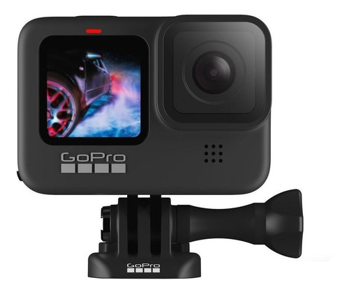 Câmera Gopro Hero9 5k Chdhx-901 Ntsc/pal Black