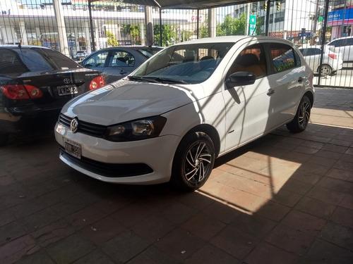 Volkswagen Gol Trend 1.6 Pack I 101cv 2014 Gnc
