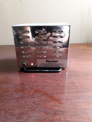Sterilair - Purificador De Ar (modelo Antigo)