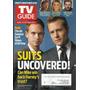 Tv Guide: Patrick J. Adams & Gabriel Macht / Lisa Kudrow