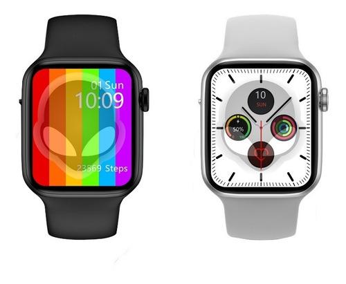 W34+ Original Iwo 8 Lite Tela Infinita Smartwatch Relógio