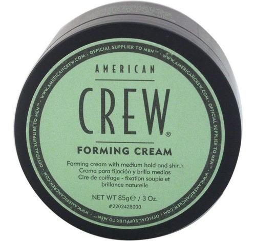 Cera American Crew Forming Cream 85g Nueva Y Original