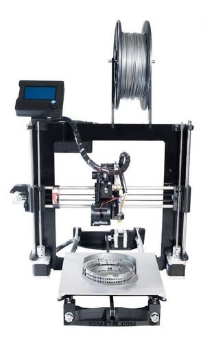 Impresora 3d Matik Prusa I3 Plus Autolevel Xl Color Negro 220v Con Tecnología De Impresión Fdm
