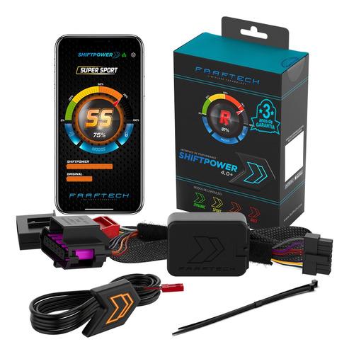 Shift Power 4.0+ Potencia Acelerador Plug & Play Bluetooth