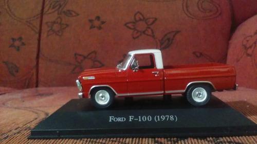 Ford F100 Pick Up De Colección