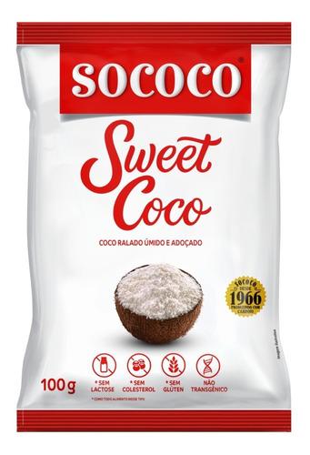 Coco Ralado Sweet Coco - Sococo 100g
