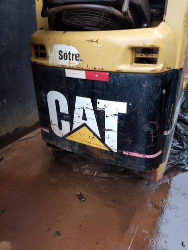 Tampa Traseira Cat 226 B Usada