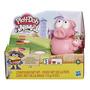 Massinha Play Doh Farm Pig Fazenda Do Porquinho Hasbro F0653