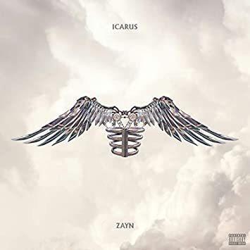Zayn Icarus Falls Usa Import Cd