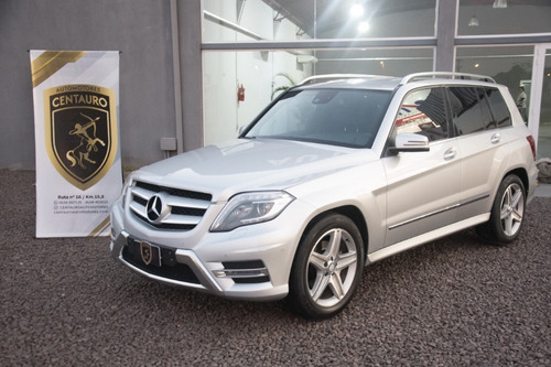 Mercedes Benz Glk 300 4matic Blueefficiency Sport At (2014)