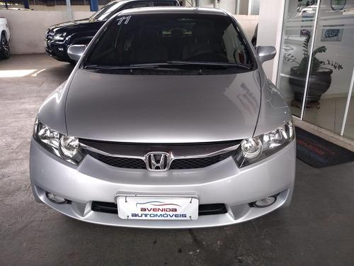 Honda Civic New  Lxl Se 1.8 I-vtec (aut) (flex) Flex Automá