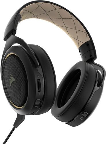 Corsair Hs70 Pro Wireless Stereo Gamer Headphones Cream - Ecart