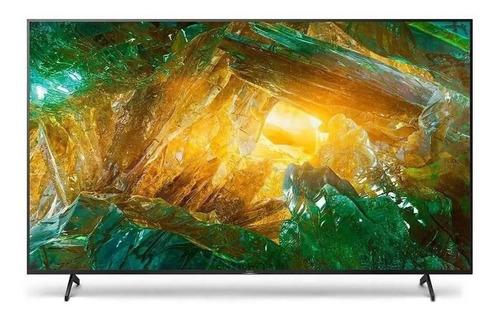 Smart Tv Sony Bravia Xbr-85x800h Dled 4k 85  110v/240v