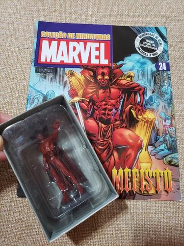 Miniatura Marvel De Metal 1/21 Pintado A Mão Revista 2013