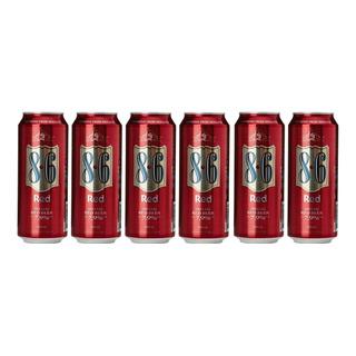 Cerveza Bavaria 8.6 Red 500ml. Pack X 6. - Envíos