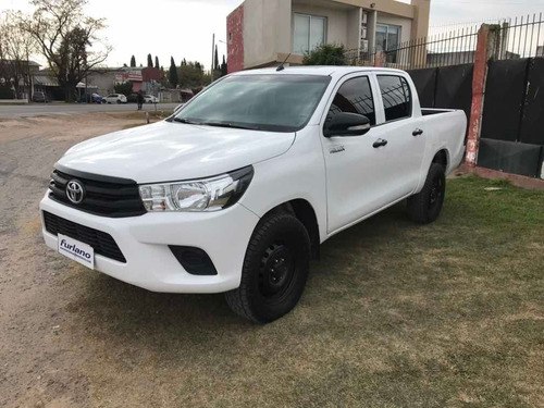 Toyota Hilux 2.4 Cd Dx 150cv 4x2 2016
