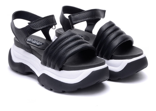 Sandalias Mujer Plataforma Verano Base Zapatillas Heben