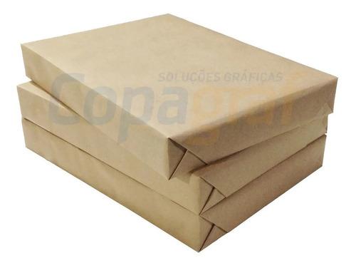 Papel Offset 240g Tam A4 Pcts C/250 Folhas