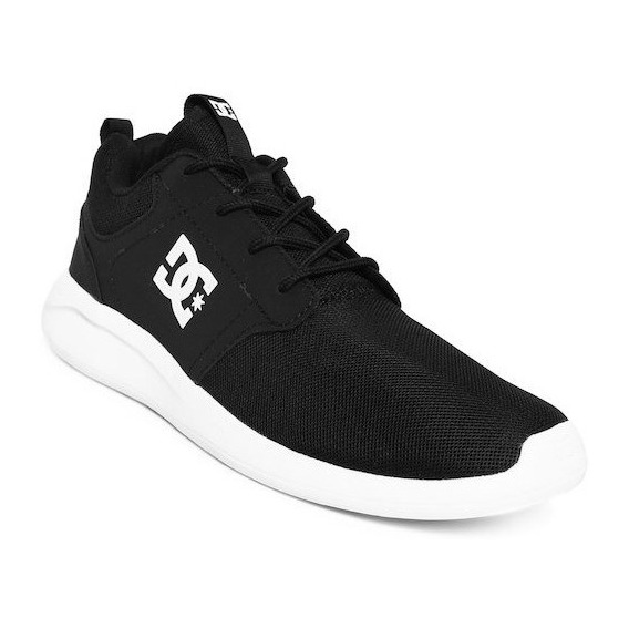 Zapatillas Hombre Dc Midway Sn Gym Running Training Skate
