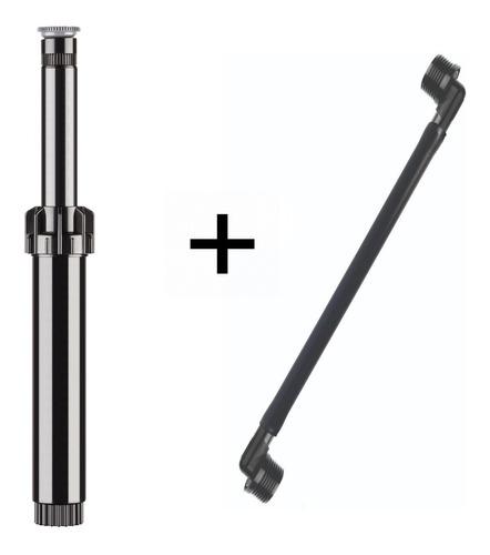Aspersor Escamoteável Hunter Ps-ultra 04 + Swing Pipe