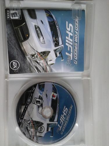 Jogo De Ps3 Usado Mas Excelente Estado. Need For Speed Shift