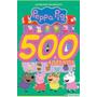 Superlivro De Adesivos Da Peppa Pig Com 500 Adesivos