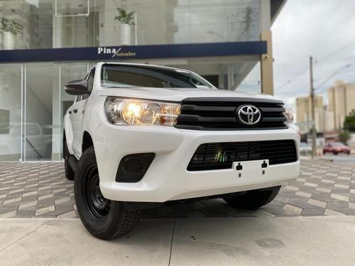 Toyota Hilux Cd Standard 2.8 0km
