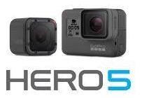 Camera Filmadora Gopro Hero 5 Black 4k