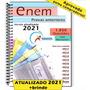 Enem 2021 Provas Anteriores Apostila 2011 A 2020 Gabarito