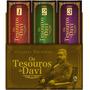 Os Tesouros De Davi 3 Volumes Charles Spurgeon