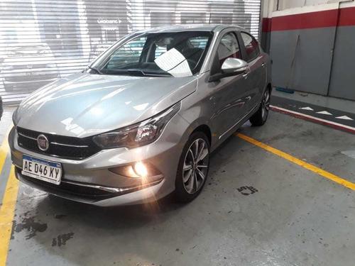Fiat Cronos 1.8 16v Precision  At6 4500km 2019 (señado) #ca1