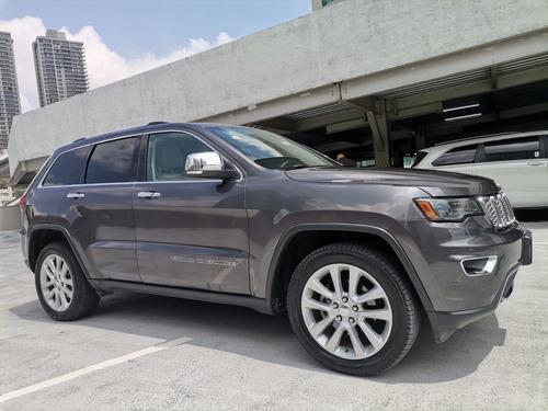 Jeep Grand Cherokee 2017 3.6 V6 Limited Lujo 4x2 At