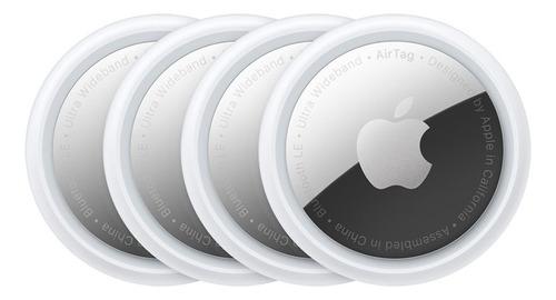 Apple Airtags (pack 4 Unidades) - Localizador, Nvo, Original