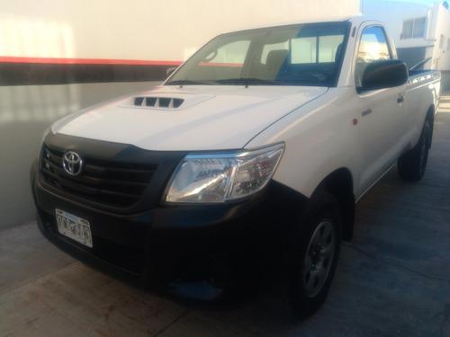 Toyota Hilux 2.5 Cs Dx Pack 120cv 4x4 2014