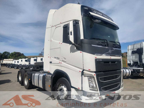 Volvo Fh460 Globetrotter Lc 2016