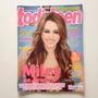 Revista Toda Teen 186 Miley Justin Bieber Luan Santana